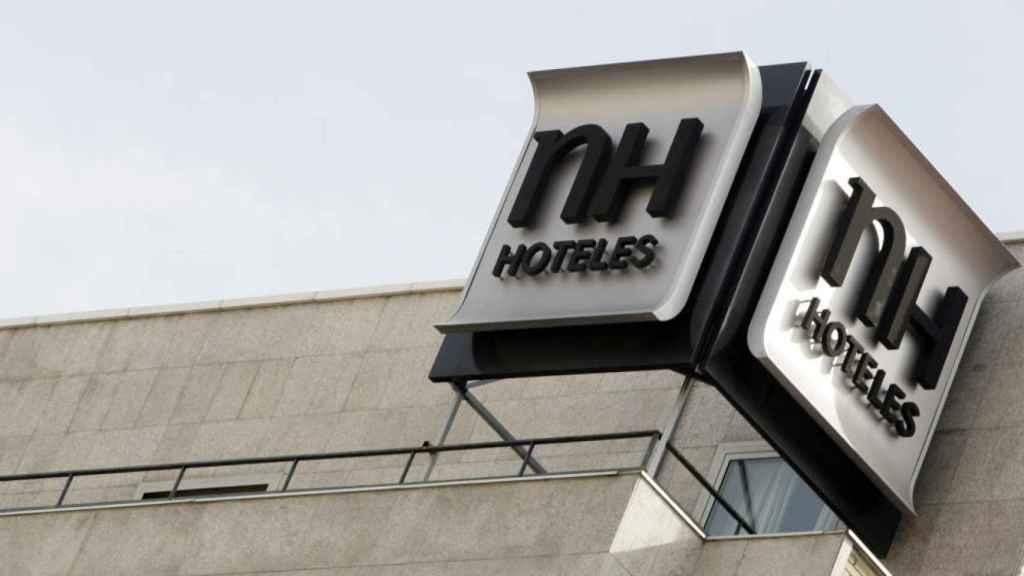 NH Hoteles.