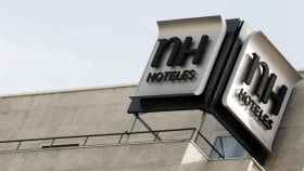 NH Hoteles.