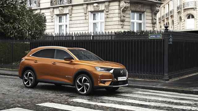 Nuevo DS7 Crossback: el SUV más chic se une a la familia francesa