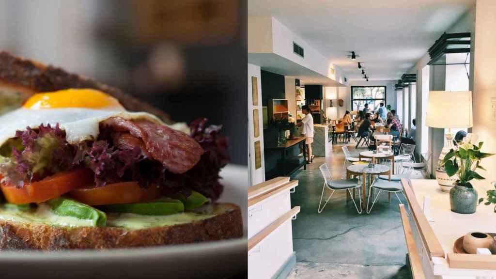 Un espacio de estilo nórdico ideal para disfrutar del brunch del domingo. |Foto cortesía de Federal Café