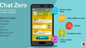 Los datos de WhatsApp gratis en Vodafone