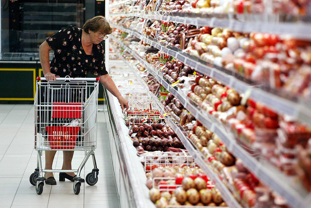 Retailing Comes To Russia