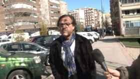 Un tenso Pepe Navarro responde a las declaraciones de Ivonne Reyes