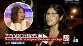"""Ana Rosa, a la madre biológica de Chabelita: """"¡Impresentable!"""""""
