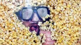 Crazy Legs Conti Eats 100 Cubic Feet Of Popcorn