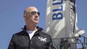 Jeff Bezos, fundador de Amazon.