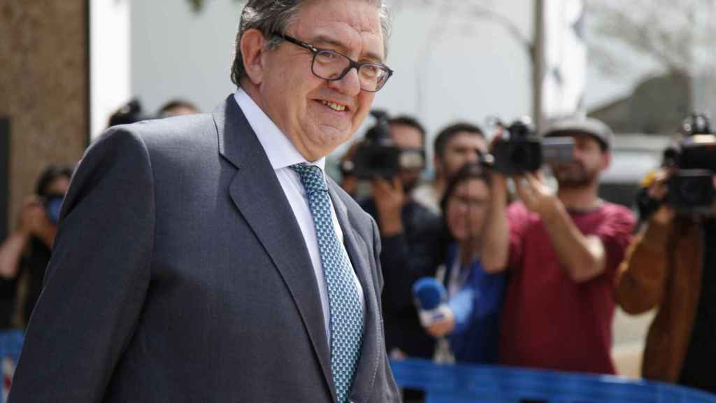 Carlos García Revenga, ex secretario de las infantas.