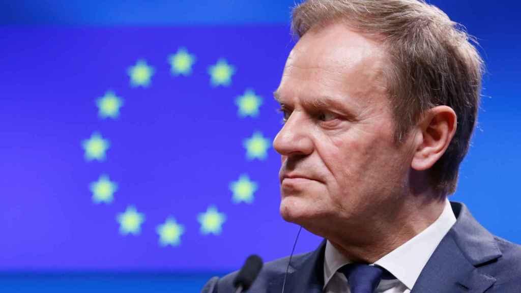 Los líderes europeos reelegirán a Tusk el próximo jueves