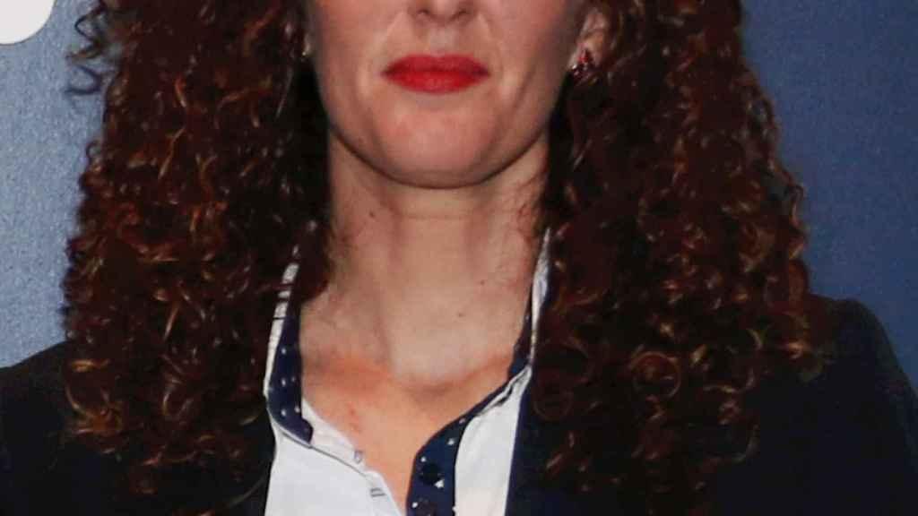 Laura Ramos, auxiliar de servicio de ayuda a domicilio.