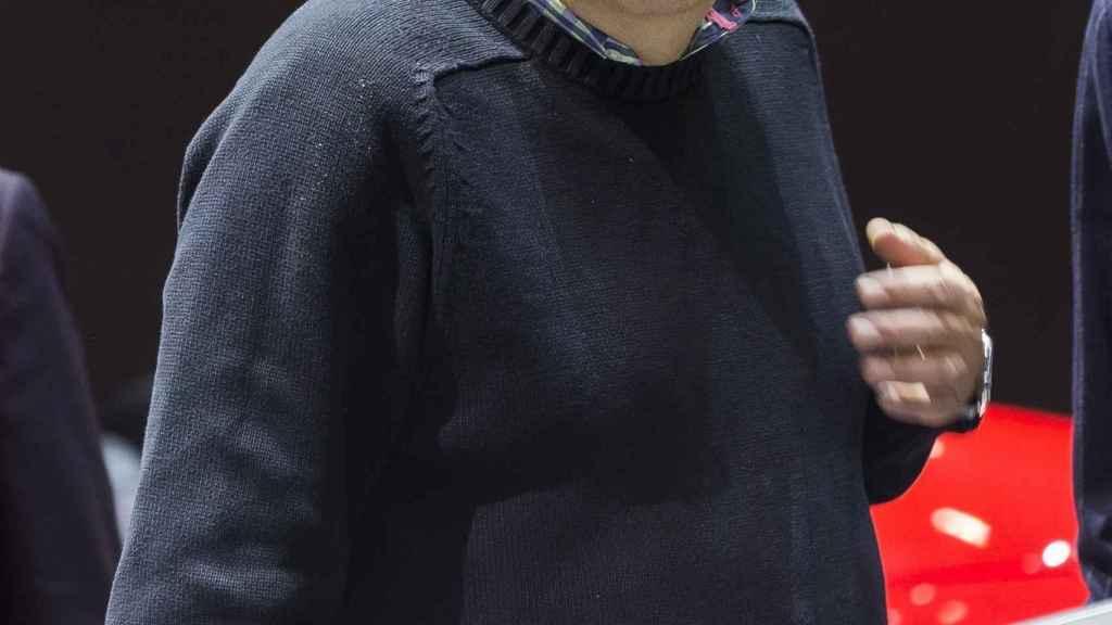 Sergio Marchionne, consejero delegado de Fiat.
