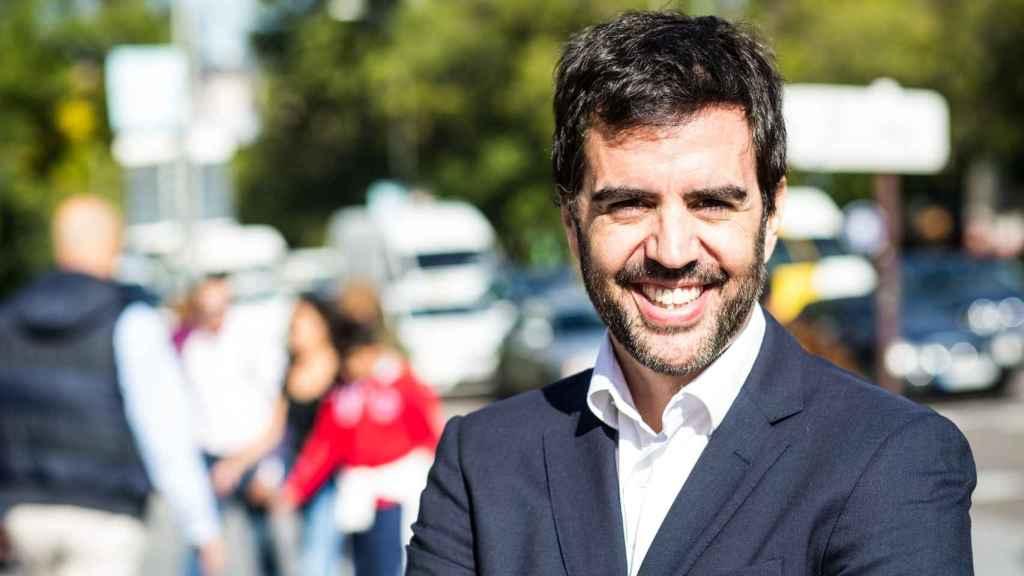 Pablo Rabanal, fundador de Reclamador.
