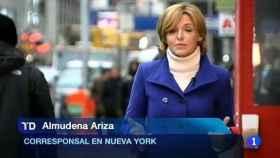 Almudena Ariza.