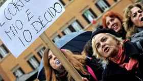 Italia busca ginecólogos dispuestos a practicar abortos