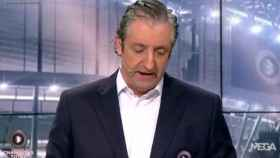 Josep Pedrerol profetiza mal la derrota del Barça y tiene que rectificar