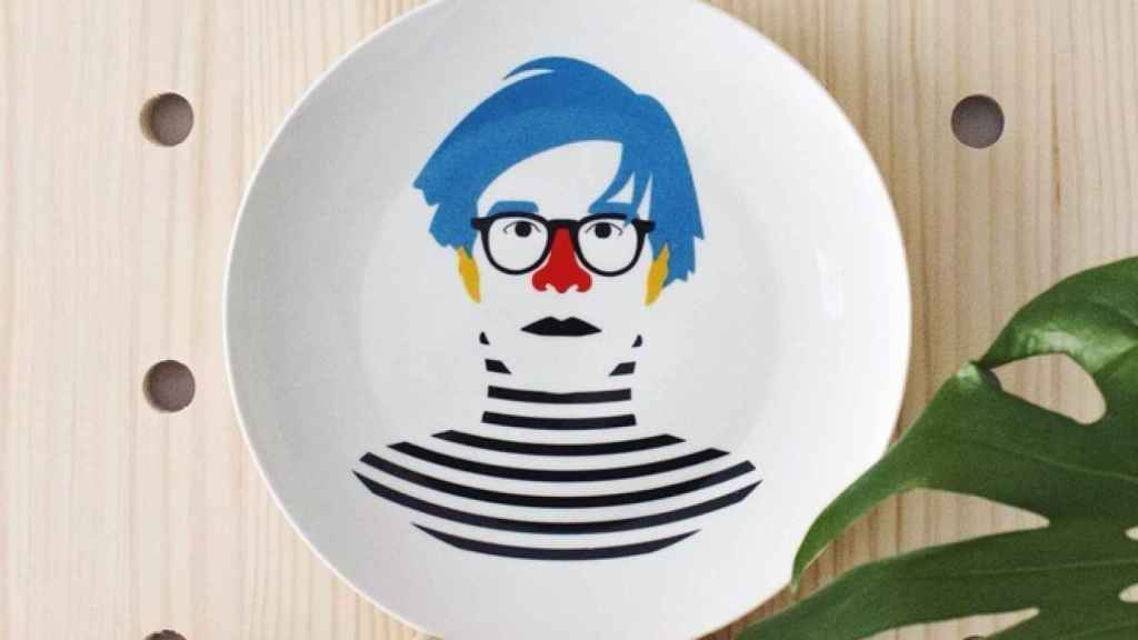 Vajillas de diseño: José Antonio Roda