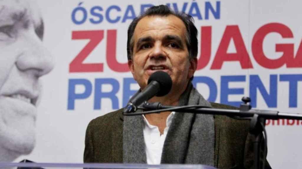 Zuluaga representó a Centro Democrático en las elecciones de 2014.