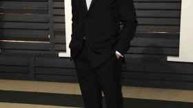 Travis Kalanick, CEO de Uber, en la fiesta de Vanity Fair en la pasada edición de los Oscar