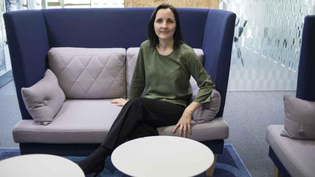 Marta San Pedro, investigadora principal del estudio de Carat.