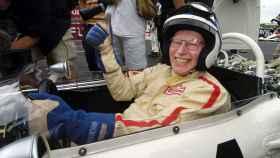 John Surtees en una imagen de archivo de 2004.