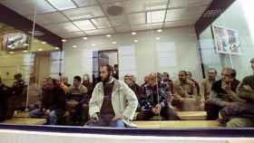 Todos los acusados en el juicio del 11-M celebrado en la Audiencia Nacional.