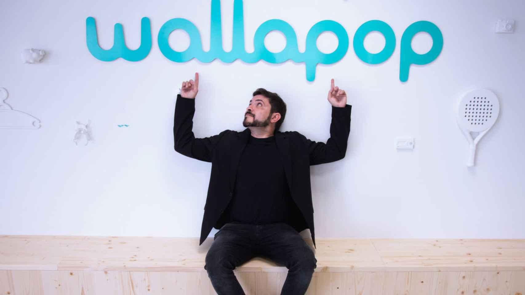 Agustín Gómez, consejero delegado y cofundador de Wallapop.