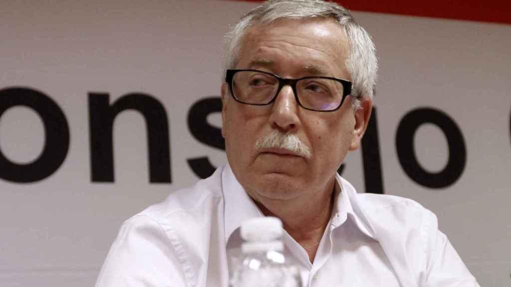 Fernández Toxo renuncia a otro mandato al frente de CCOO y bendice la candidatura de Unai Sordo
