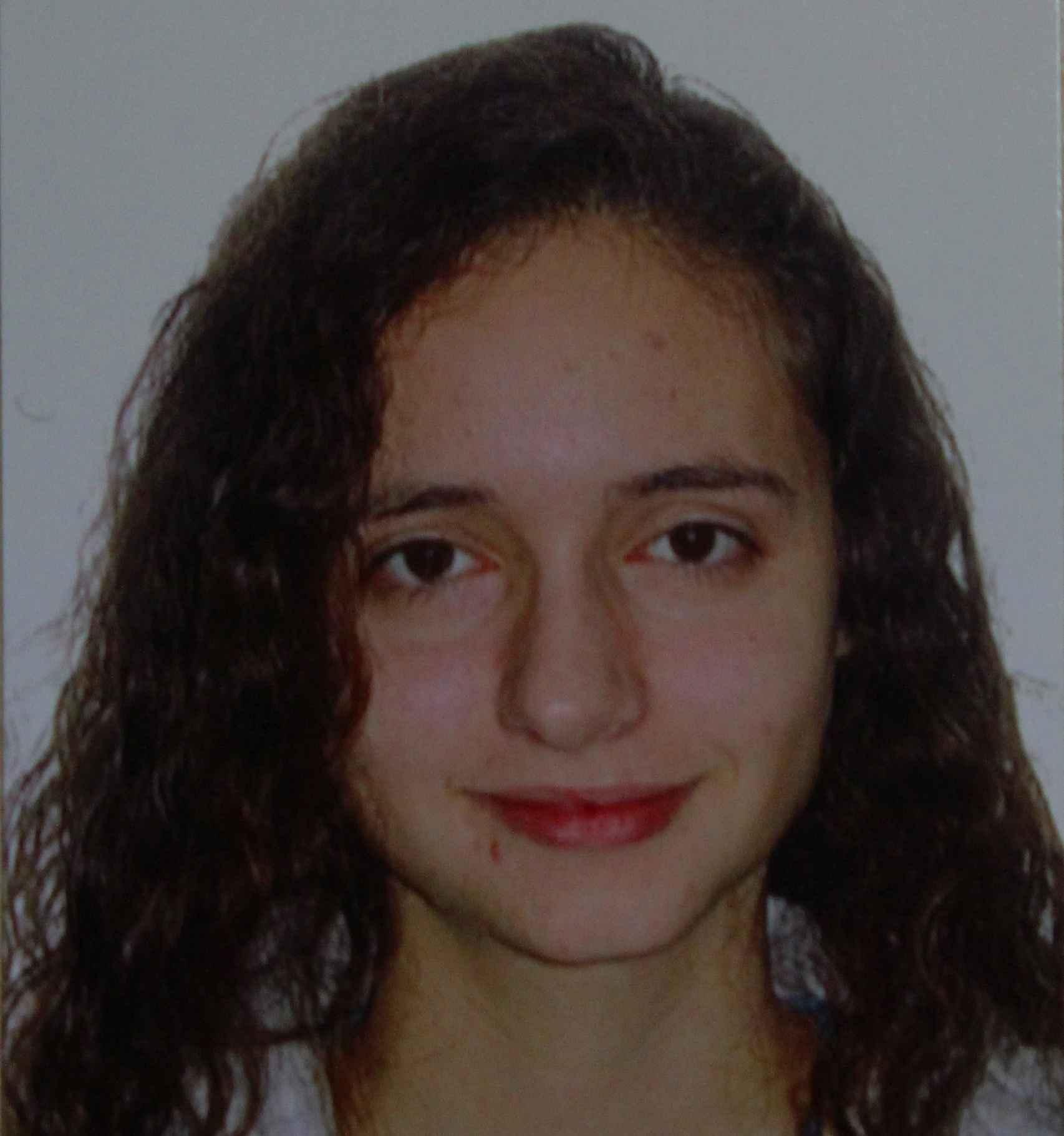Patricia Aguilar tiene 18 años.