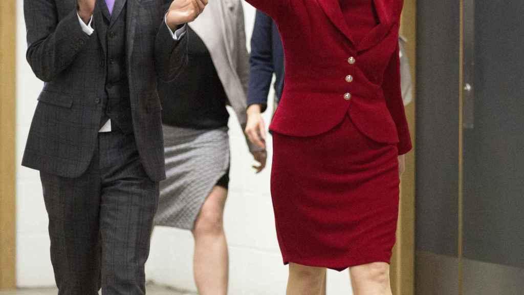 Sturgeon reclama otro referéndum de independencia para Escocia