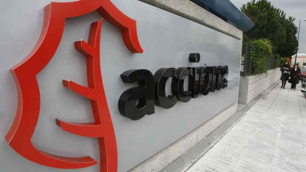 Sede de Acciona, en Madrid