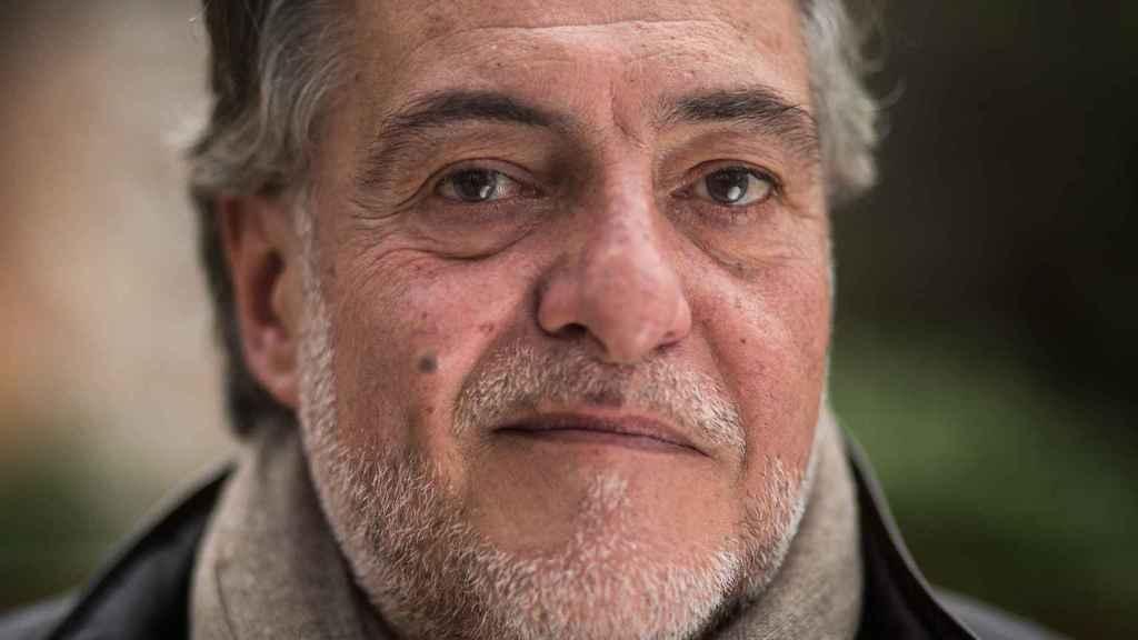 'Pepu' Hernández, fotografiado por este periódico para una entrevista.