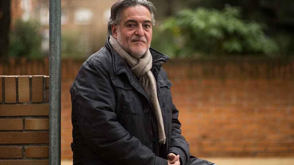 'Pepu' Hernández, en una imagen de archivo.