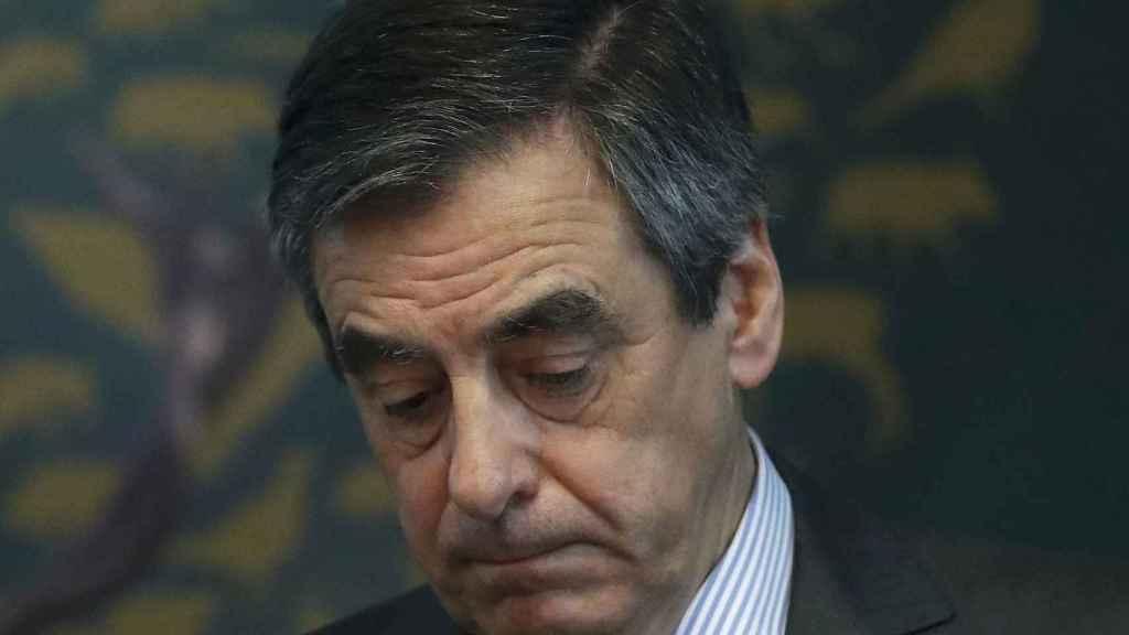 François Fillon, el candidato conservador a las presidenciales francesas.