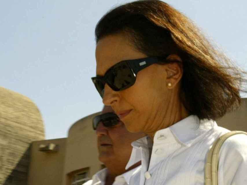 Marta Gayá, en una de sus apariciones públicas más recientes.