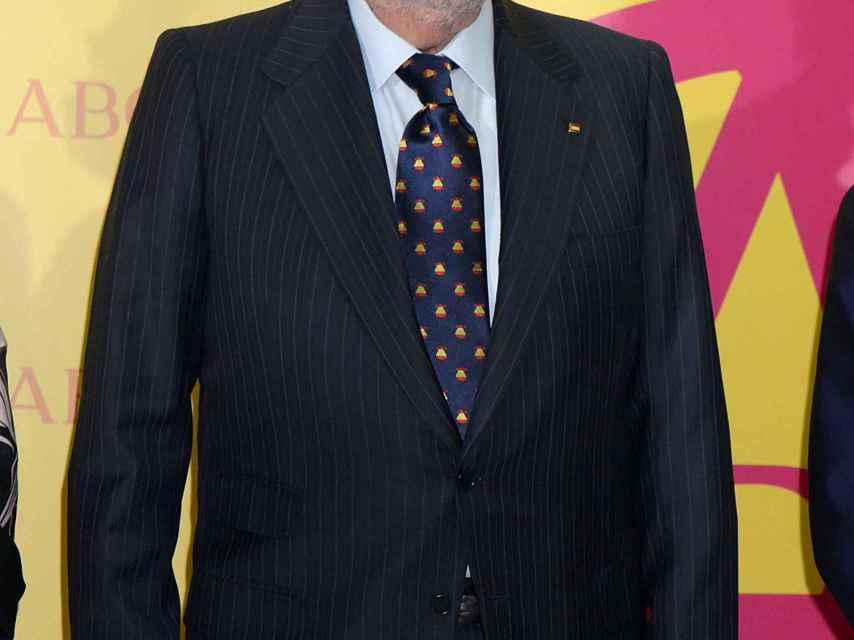 El rey Juan Carlos, el pasado 9 de marzo.
