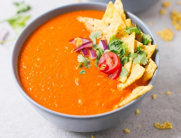 Recceta-de-sopa-de-tomate