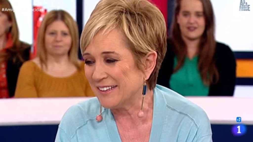 Inés Ballester anuncia entre lágrimas que está curada de su cáncer