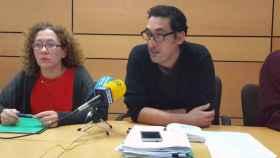 Luis Bermejo, el concejal de Podemos investigado por su partido.