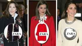 Mary de Dinamarca, Letizia y Kate Middleton son algunas de las monarcas aficionadas a Zara.