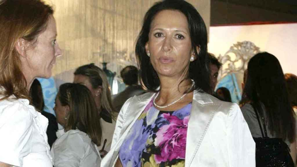 La decoradora Marta Gayà.