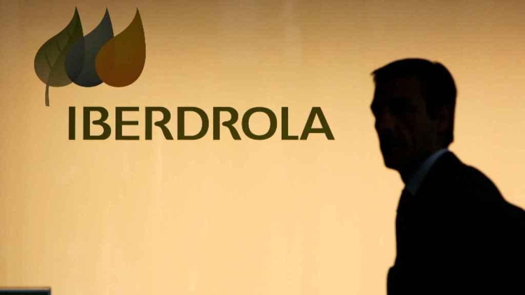 Logo de Iberdrola.