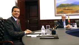 Peña Nieto templa los ánimos: ve un cambio de actitud en Trump