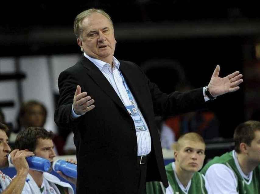 Boza Maljkovic.