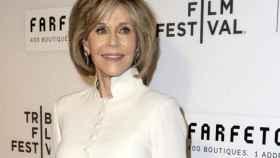 La actriz Jane Fonda.