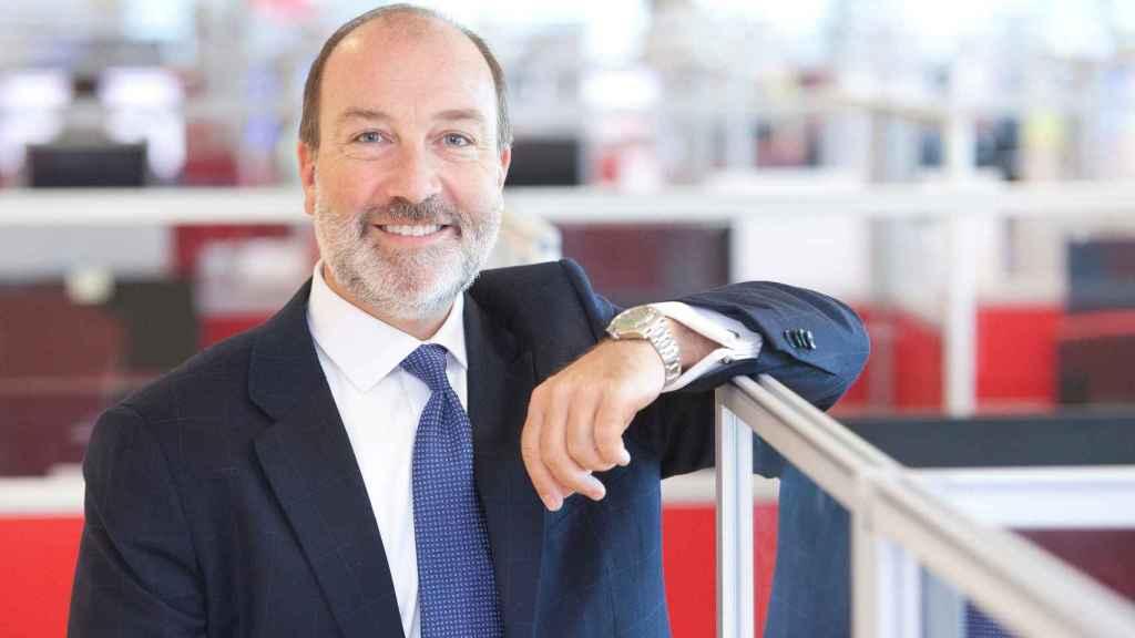 Stephen Phillips, CEO de Homeserve en España.
