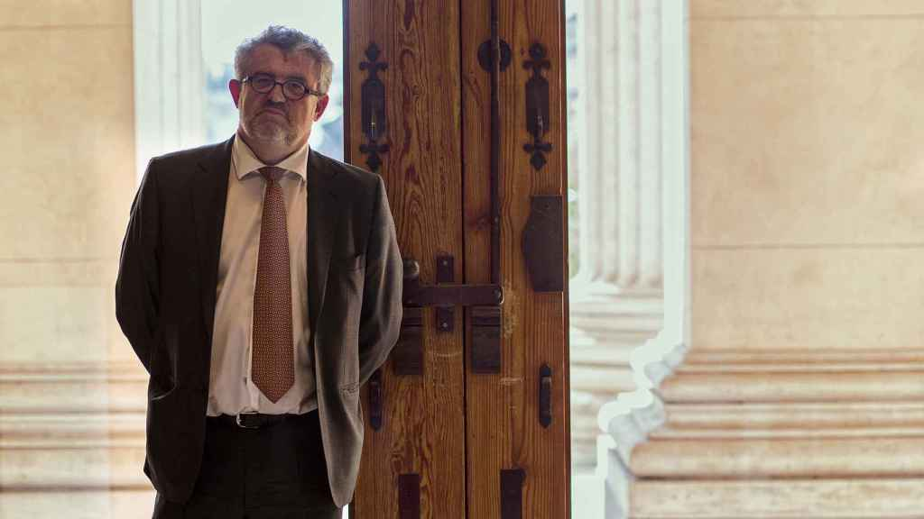 Falomir prefiere frenar la autofinanciación del Prado.