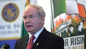Muere Martin McGuiness, exviceministro norirlandés y antiguo comandante del IRA