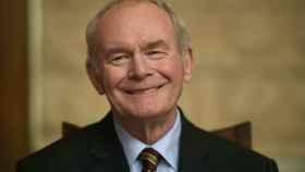 McGuinness encabezó las negociaciones de paz de Irlanda del Norte.
