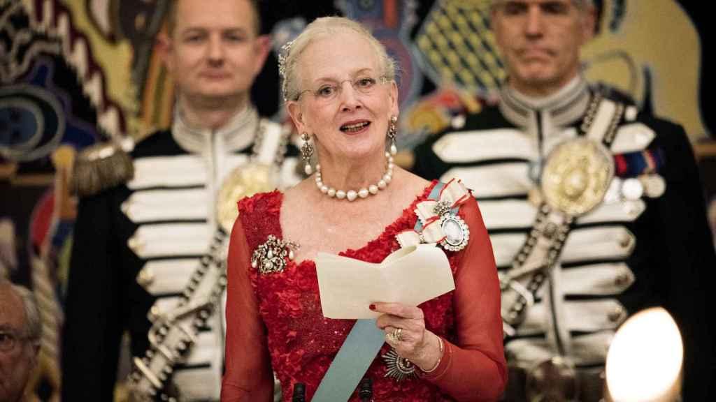Margarita de Dinamarca sólo ha celebrado cuatro Consejos de Estado en 45 años.