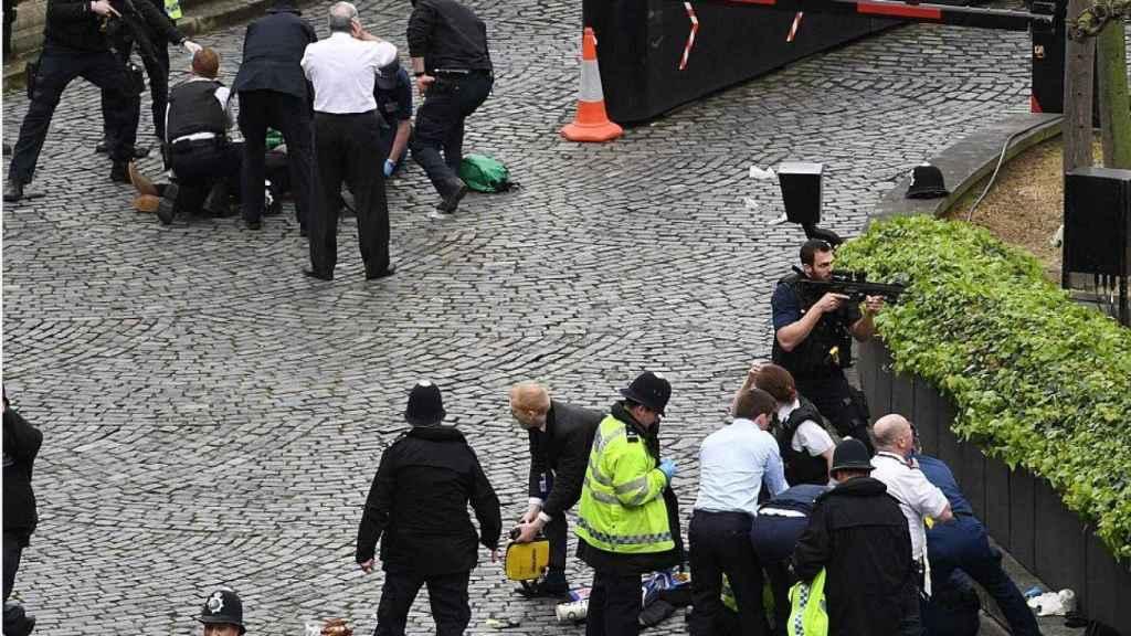 El atentado se ha producido en el aniversario de los ataques de París.