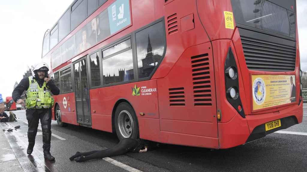 Imagen de la mujer muerta en el atentado de Londres.